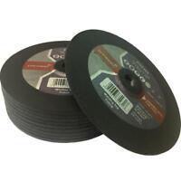 """(PACK OF 10)  Parweld 230mm Grinding Discs (9"""") metal grinder discs 230mm x 6mm"""