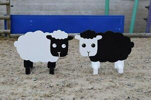 Sheep Show Jump Filler - Horse Jumps