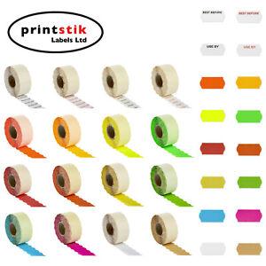 for Kendo//Samark 26 or Lynx Lite 2612 Price Gun 45k Peel Labels 26x12mm White
