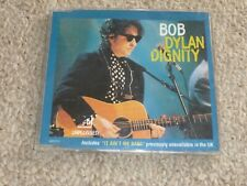 Dignity (Unplugged Edit) - CD Single - Bob Dylan 1995 EP Columbia