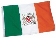 Fitzgerald Irish Coat of Arms Flag - 3'x5' foot