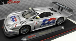 Maisto 1/18 Scale Diecast - 56053 Mercedes Benz CLK LM #1 Model Race Car