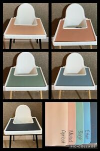 Ikea antilop Highchair Silicone Placemat various colours