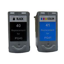 Ink Cartridge for Canon Pixma MP180 MP190 MP210 MP218 MP220 (Black+Tri-Color)
