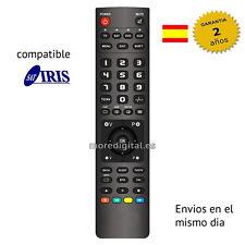 Mando a distancia de reemplazo para receptor IRIS 9700 HD COMBO