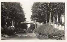 The Angel Bridge Sutton RP pc used probably 1920's Johns