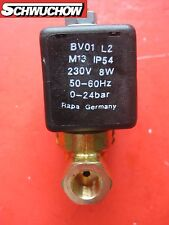 """Rapa Magnetventil Öl Magnetspule 230 V M 13 BV 01 L2 1/8""""  Ölpumpe Brennerpumpe"""