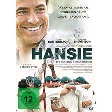 DVD: HANSIE - Die Geschichte eines Mann, der hoch fliegen und tief fallen musste