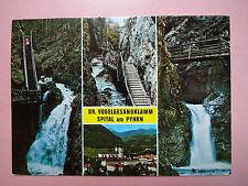 Ansichtskarte Postkarte Spital am Pyhrn - Vogelgesangklamm - gebraucht