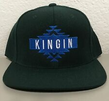 NEW Last Kings LK TYGA cap GREEN AZTEC Hat Melrose Store  100% Authentic 2016