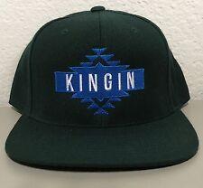 NEW Last Kings LK TYGA cap GREEN AZTEC Hat Melrose Store  100% Authentic 2016