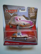 CARS Disney pixar TUBBS PACER paint 2017 serie LONDON CHASE  mattel 1/55 maclama