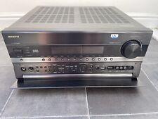 More details for onkyo tx-nr808 av receiver 7.2 amplifier home cinema head unit controller £1000
