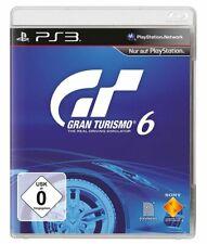 Gran Turismo 6 - Standard Edition PS3 OVP