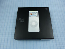 Original Apple iPod Nano 1.Generation 1GB Weiß! Neu & OVP! Unbenutzt! RAR!