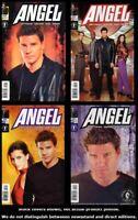 Angel (3rd Series) 1/SC 2/SC 3/SC 4/SC Complete Set Run Lot 1/SC-4/SC VF/NM