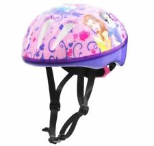 New Disney Princess girls kid Bike Helmet  54-58cm Cinderella, Belle, Snow white