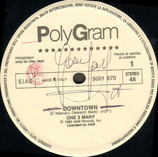 ONE 2 MANY / DEON ESTUS - Downtown / Heaven Help Me - Polygram