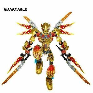 209 pcs.Bionicle Tahu Uniter of Fire (71308) model blocks NEU
