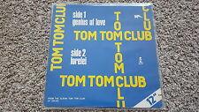 "Tom TOM CLUB-Genius Of Love 12"" vinile discoteca Holland"