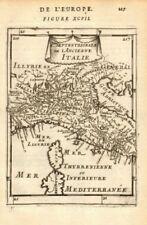 Antica ITALIA del NORD. Gallia Cisalpina. ancienne Italie septent. Martello 1683 Mappa