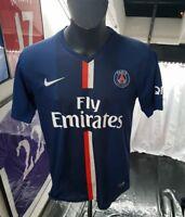Maillot jersey trikot maglia camiseta shirt PSG Paris neymar cavani mbappe S