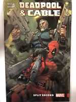 Deadpool & Cable Nicieza Brown  Marvel (2016) SC TPB (NM)