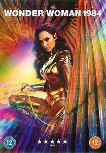 Wonder Woman 1984 - (DVD)