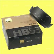 Genuine Nikon HB-53 Lens Hood for AF-S 24-120mm f/4G ED VR