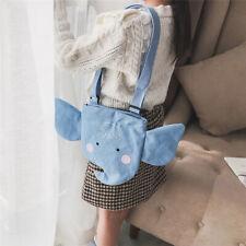 Children Shoulder Bag Messenger Elephant Pattern Infant Outdoor Crossbody Bag S