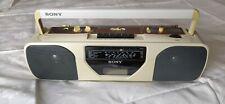 Sony CFS-201L Radio Recorder Ghettoblaster  Kassettenrecorder