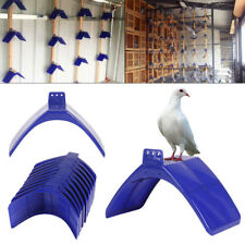 UK 20X Perches V Pigeon Bird Dove Pet Racing Rest Stand Roost Frame Dwelling Kit