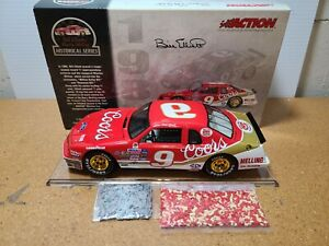 1985 Bill Elliott #9 Coors / Million Dollar Win Ford 1:24 NASCAR Action MIB