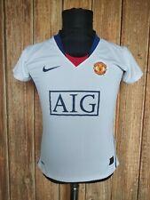 Manchester United Women Nike Jersey Away Football Shirt Soccer Sz M