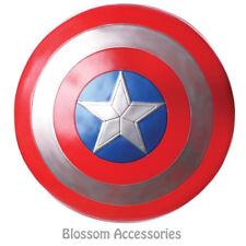 "A726 Captain America 12"" 30cm Civil War Shield Avengers Marvel Costume Accessory"