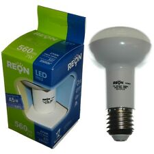 LED R63 Reflector Light Bulb E27 Screw in 63mm Spot Lamp Warm White 7 Watt