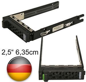 """HDD FESTPLATTENTRAY CADDY 2,5"""" 6,35cm SFF  FSC FUJITSU RX2560 RX1330 RX2540 R07"""