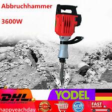 Abbruchhammer 3200W Elektrischer...