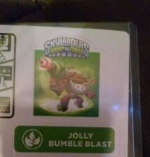 Jolly Bumble Blast Skylanders Swap Force Sticker/Code Only!