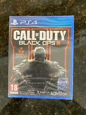 PS4 Call of Duty: Black Ops 3 (III) PlayStation 4 game New English