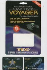 Star Trek Voyager Phone Card 10 Units