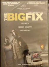 The Big Fix Dvd -2012 Josh Rebecca Tickell oil companies documentary film Sealed