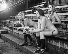 HOT SEXY PHOTO A4 Oxford University Women's Rugby GIRLS (8x12)