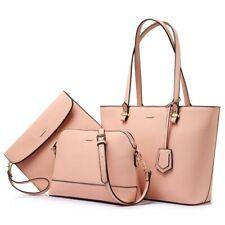 New handbag women shoulder bags designer crossbody bag female large tote 3 set