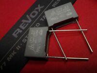 Revox 100nf 275V X2 SPIKE suppression capacitor B77,Pr99.B750.B790 pwr supply x2
