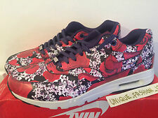 WMNS NIKE AIR MAX 1 ULTRA MOIRE LOTC QS US 9.5 8 UK 7 41 CITY LONDON FLORAL ROSE