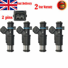 4pcs Fuel Injector 0280156357 For Peugeot 206 306 307 1.4 Citroen C3 Saxo Petrol