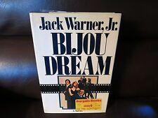 Bijou Dream by Jack Warner, Jr. (NEW) Hollywood Golden Age,  Novel, SEX, Drugs