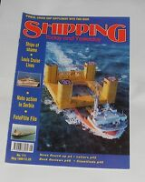 SHIPPING TODAY AND YESTERDAY MAY 1999 - SHIPS OF SHAME/NATO ACTION IN SERBIA