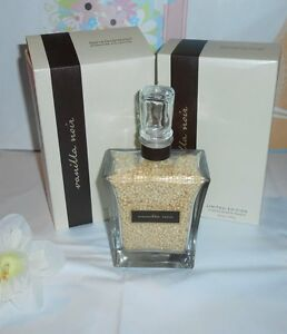 Bath & Body Works Vanilla Noir Limited Edition Luminous Bath Pearls X 2 Rare